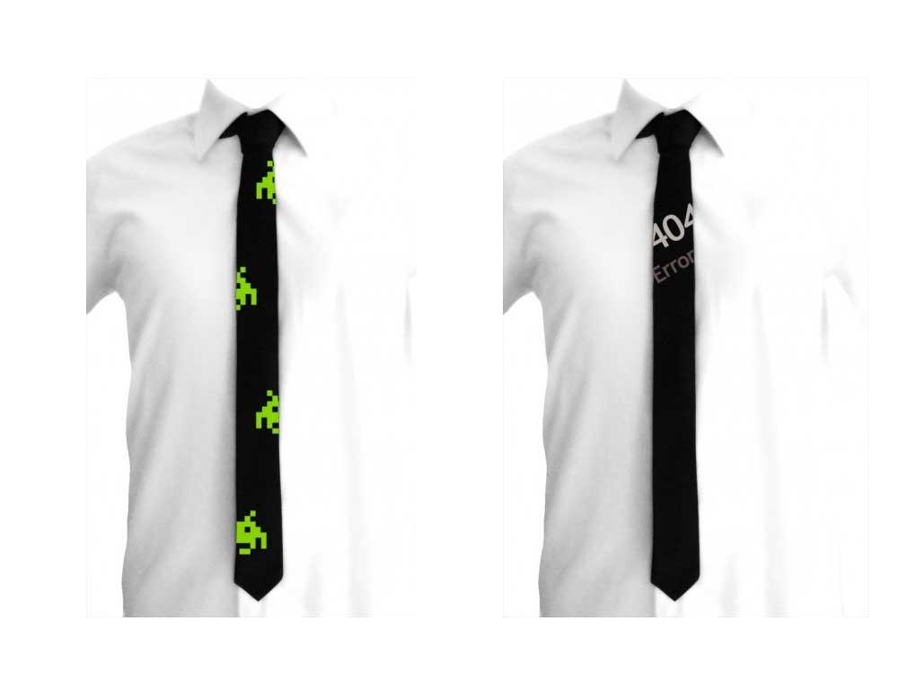Cravates Since 1337 geek