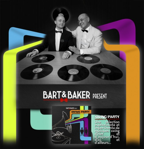Bart-and-Baker dj swing