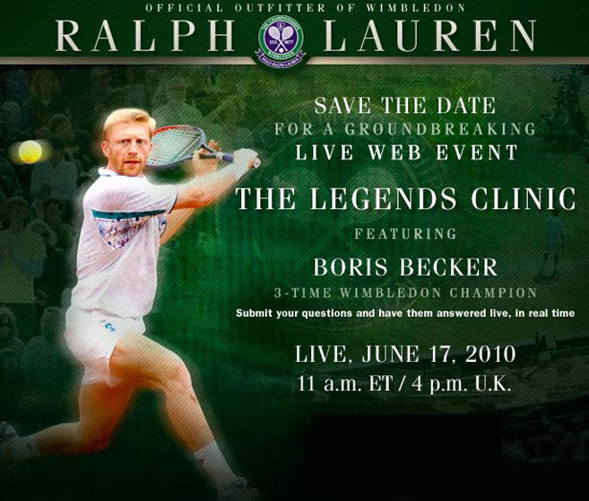 ralph lauren boris becker