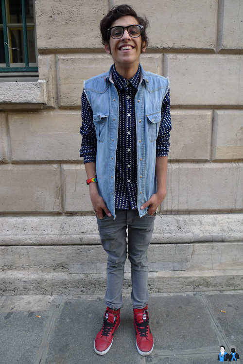 Exceptionnel Streetstyle homme chez Damir Doma #1 - SODANDY KP49