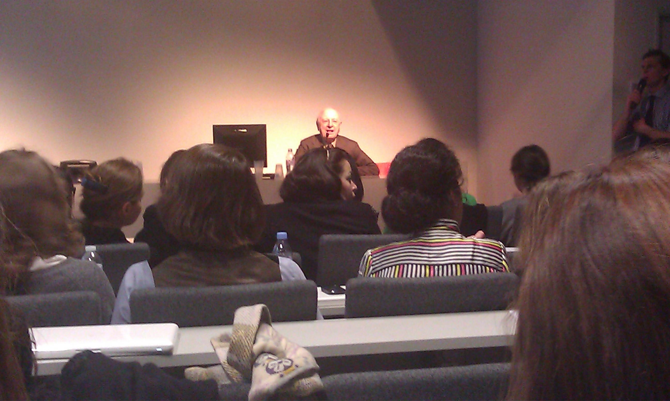 Pierre Bergé à l'IFM