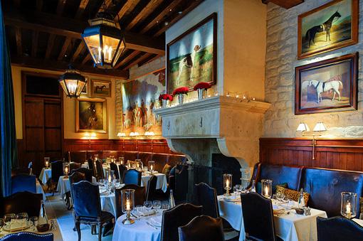 restaurant Ralph Lauren