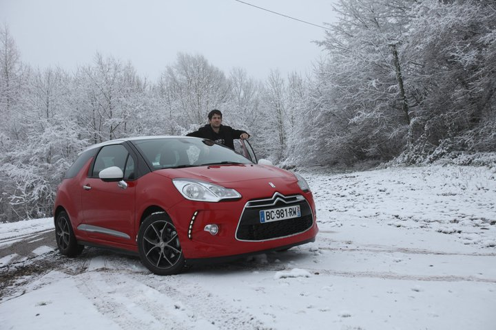 Dandy Driver DS3