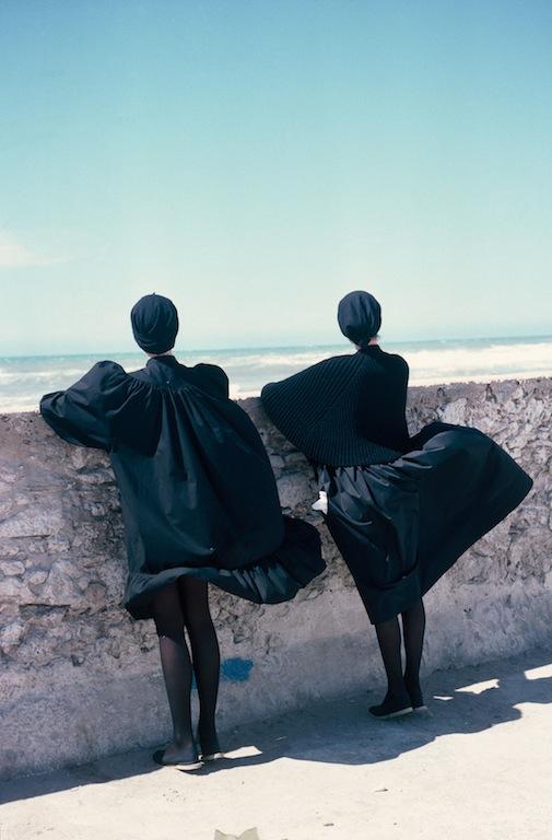 Photographie de mode Sacha Van Dorssen Marie Claire