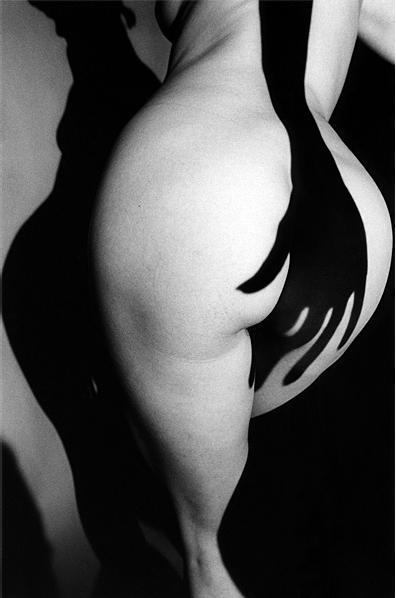 Photographie noir et blanc jean loup sieff