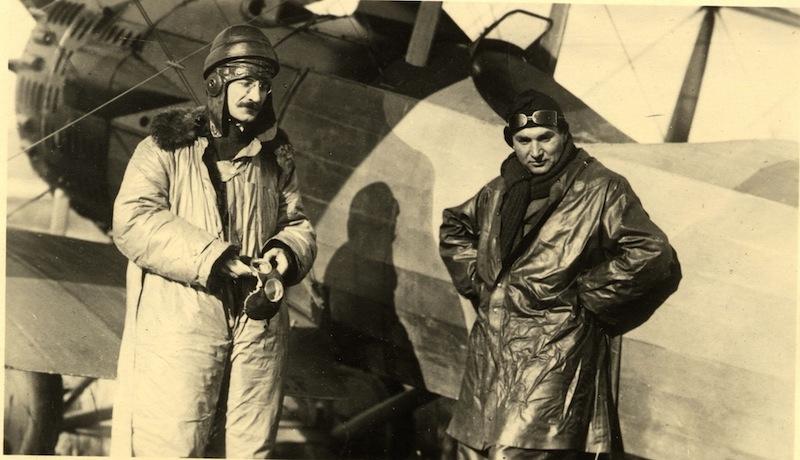 aviateurs aéropostale