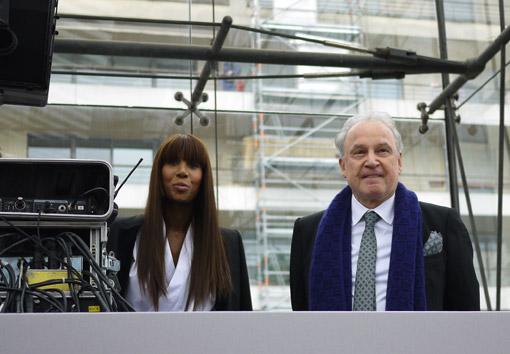 Louis Vuitton homme - Giorgio Moroder