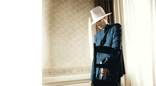Memoir de Dior Homme par Willy Wanderperre