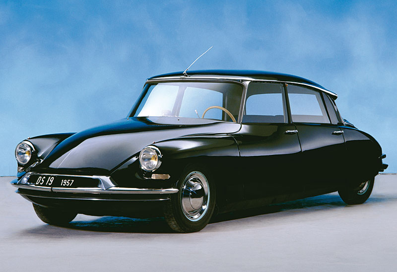 citroen ds 19 berline 1957