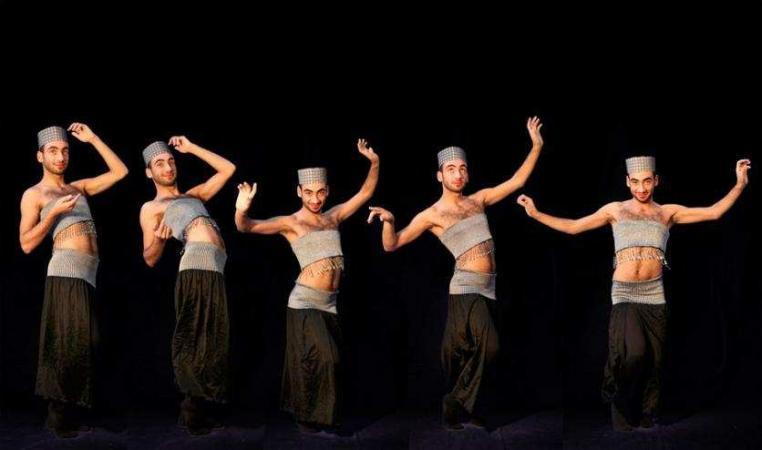 photographie islam medhi danseuse du ventre