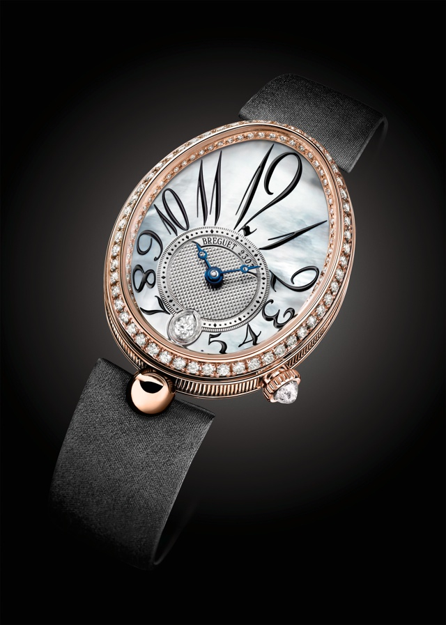 first wrist watch ever by breguet