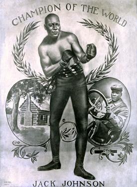 Jack Johnson boxeur afro americain