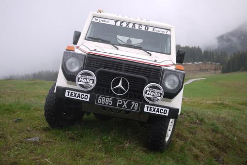 Mercedes Class G