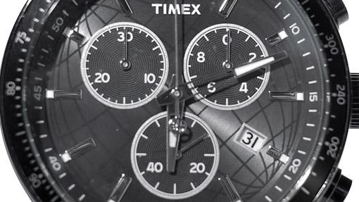 Timex chronographe
