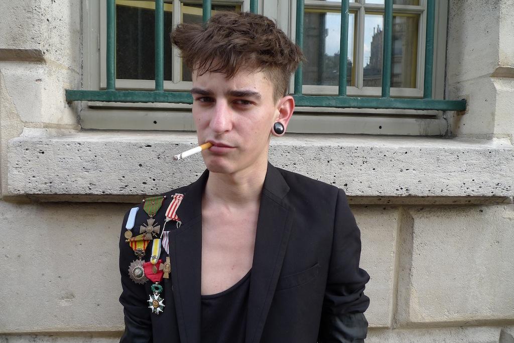 blog mode homme médailles dandy