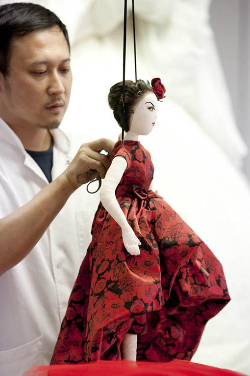 Poupée Dior pour le Printemps
