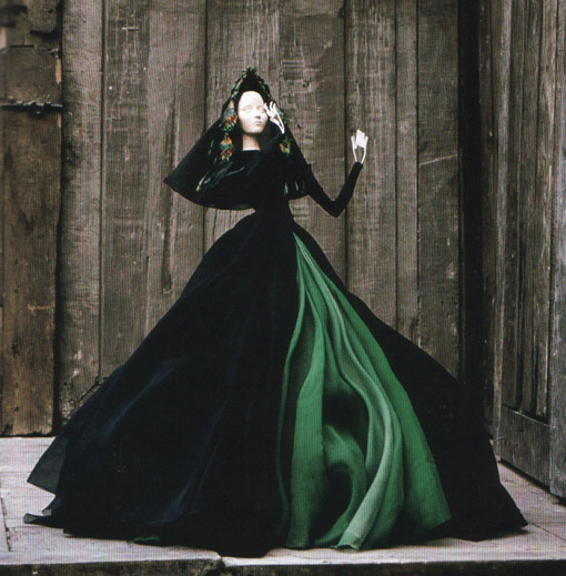 Madame Gres Théâtre de la mode