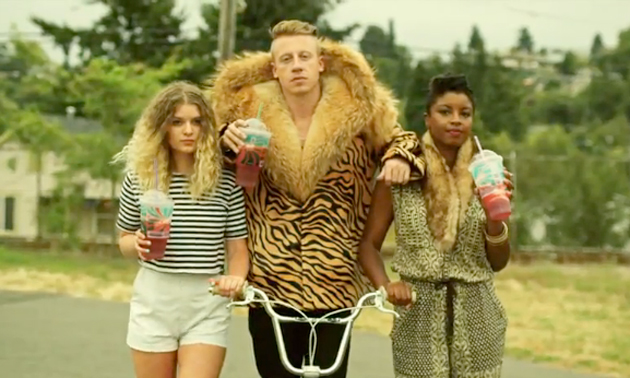 Macklemore dandy