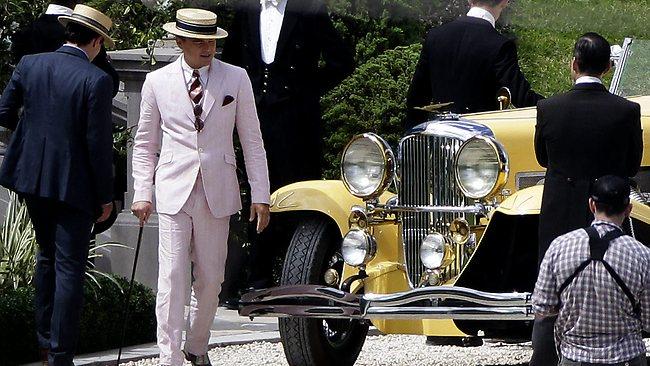 style années 20 gatsby le magnifique