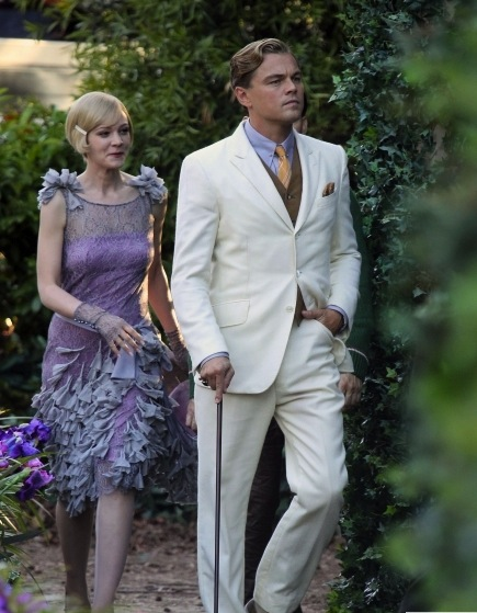 dandy années 20 gatsby le magnifique