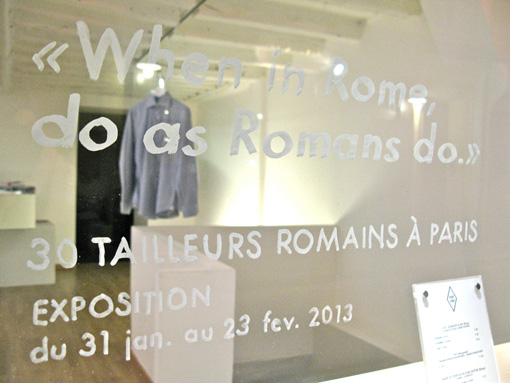 Made in Town - When in Rome...