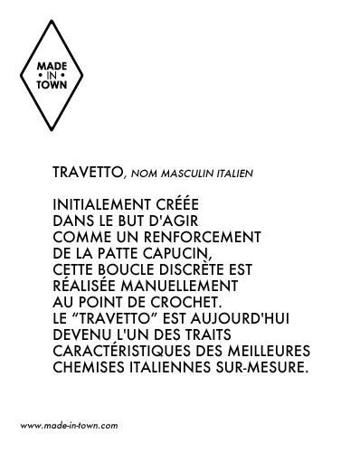 Travetto - Made in Town
