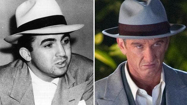 gangster années 40 rétro