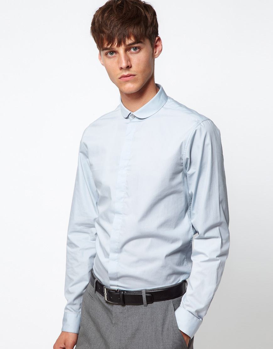 où acheter chemise col club