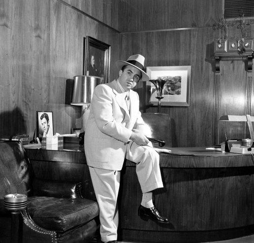 style dandy années 40 rétro vintage costume