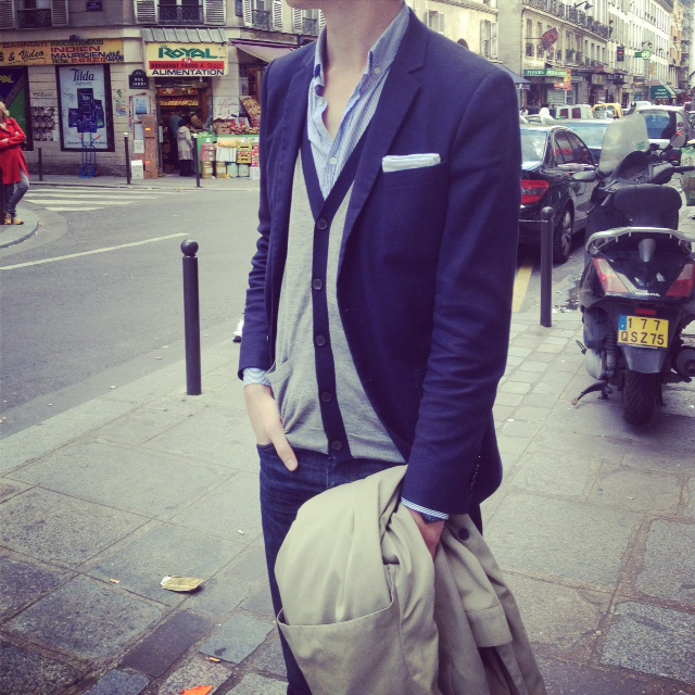 streetstyle homme