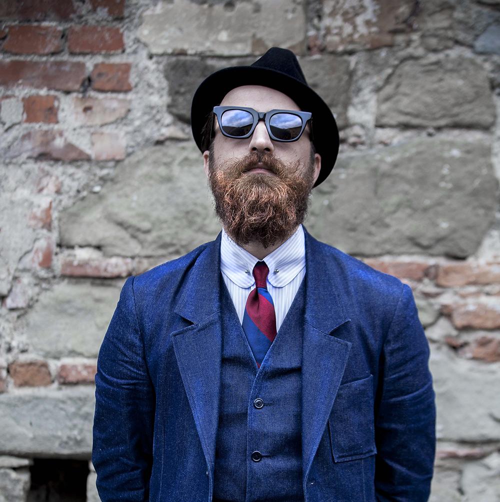 Souvent Les hommes les plus stylés des fashion weeks et du Pitti Uomo #1  FW08