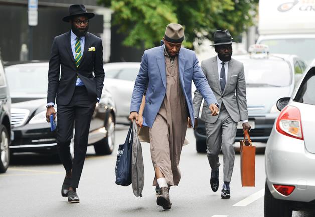 men streetstyle homme