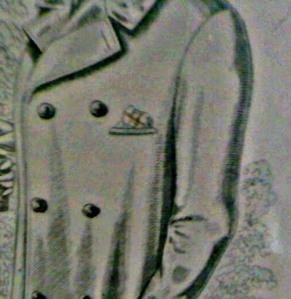 magazine mode homme vintage retro