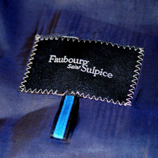 Cooltailoring - Sodandy x Faubourg Saint Sulpice