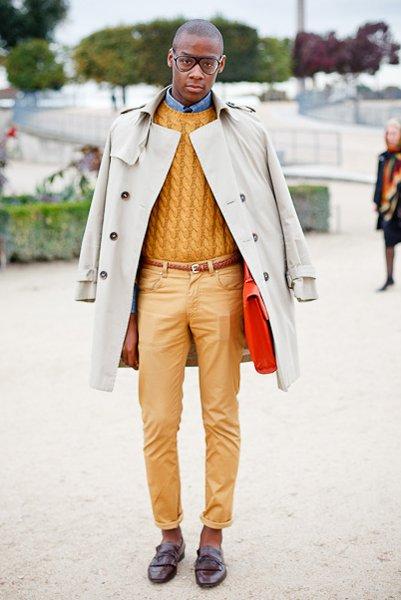 blog mode homme - chaussures sans chaussettes