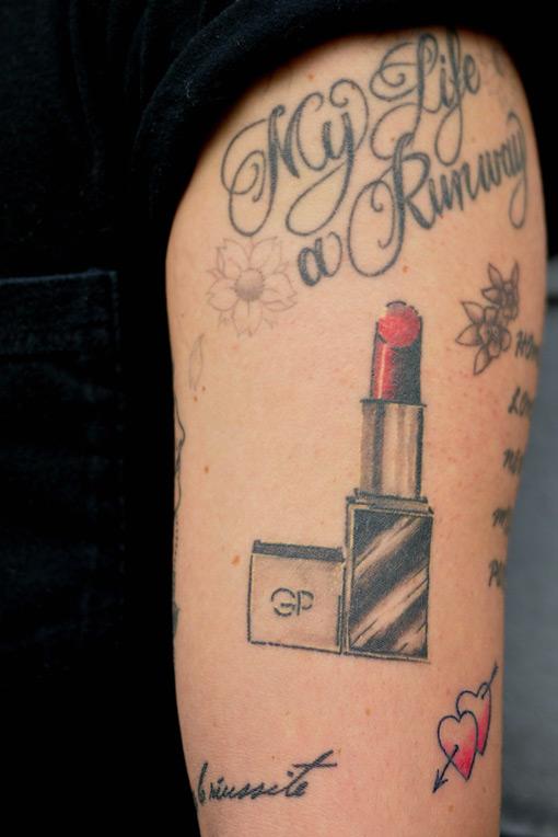Dandy du jour - tatouage