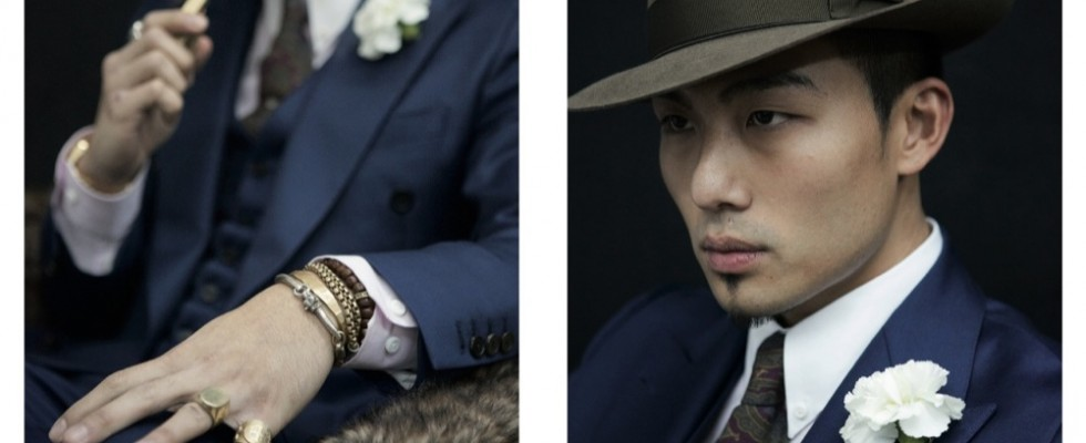 Kevin-Wang-with-boutonniere-3-piece-suit-and-nsap-brim-hat