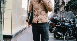 Dandy streetstyle homme