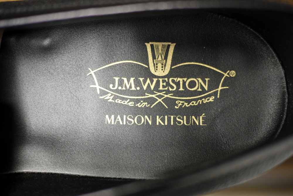 j.m. Weston Maison Kitsune