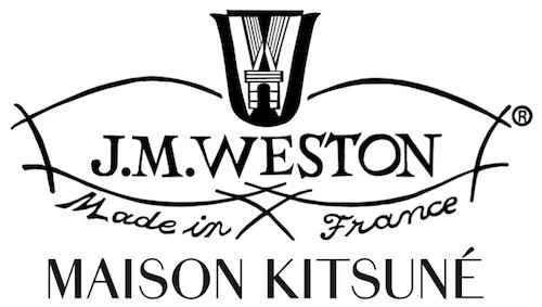 J.M. Weston Maison Kitsuné