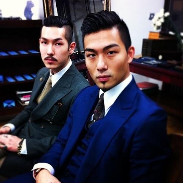 Minn Hur & Kevin Wang