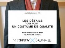 Le Printemps Atelier du costume