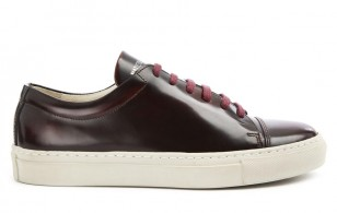 Sneakers National Standard cuir baskets