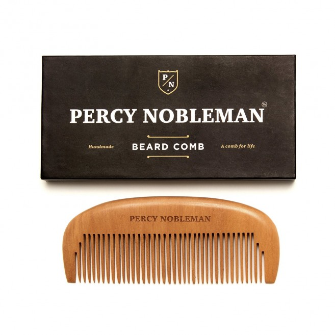 peigne pour barbe percy nobleman - Coloration Barbe Grande Surface