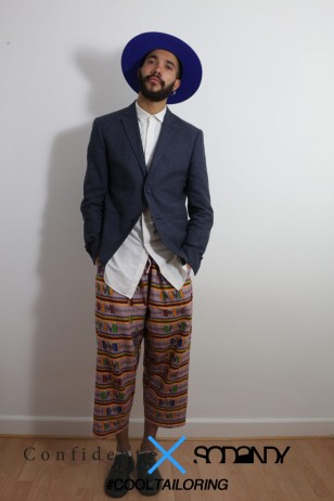 Confident Sodandy - blog mode homme