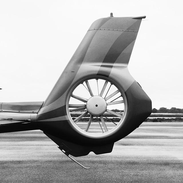 Le Mans Classic en hélicoptère