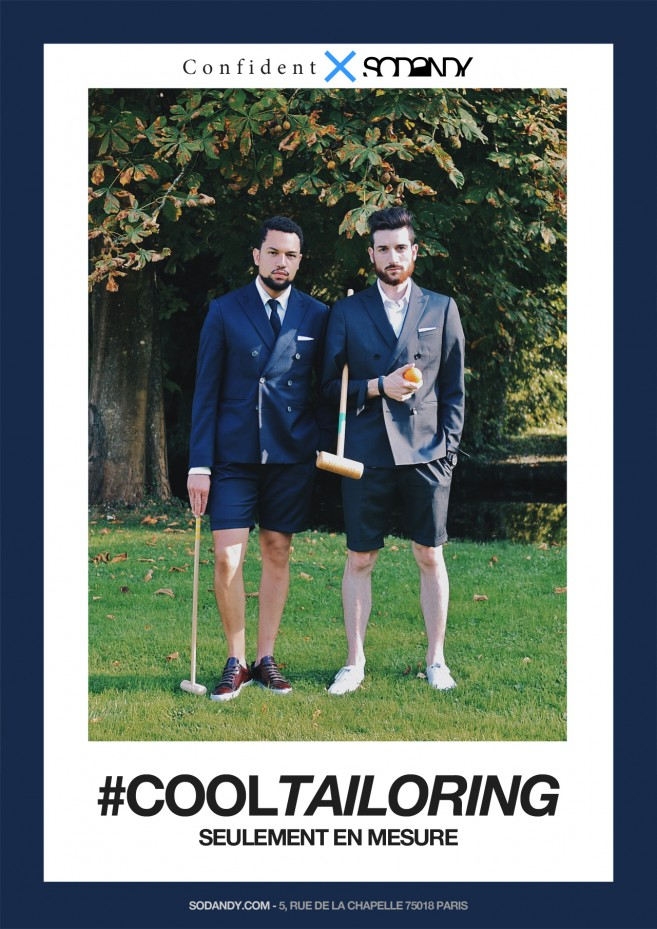 Cooltailoring - Costume Short