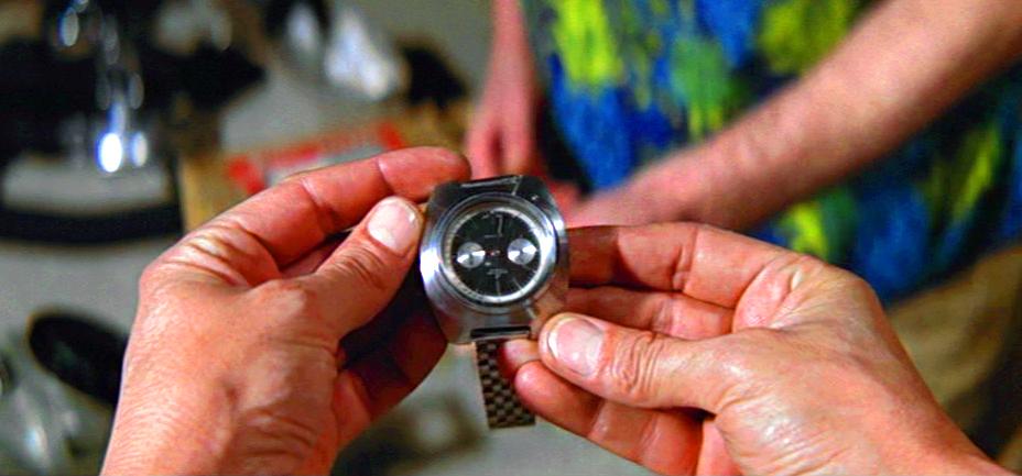 James Bond Breitling Top Time Thunderball 1965