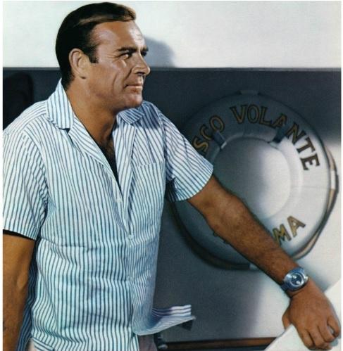 James Bond Breitling Top Time