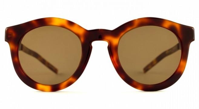 lunettes de soleil pour homme ronde